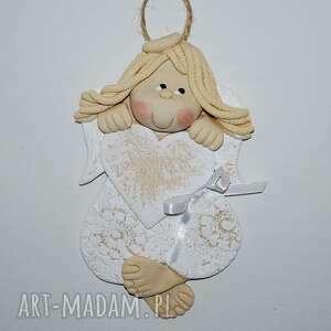 Aniołek - ania ma pamiątkę pokoik dziecka magosza aniołek, masa