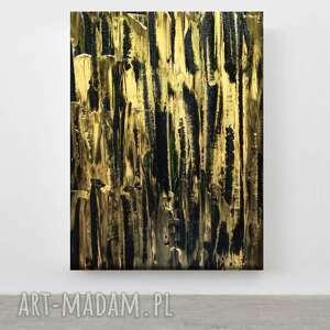 luxxu - wielkoformatowy obraz na płótnie abstrakcyjny art&texture™