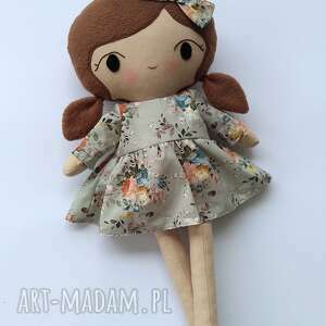 handmade lalki lalka przytulanka basia, 45