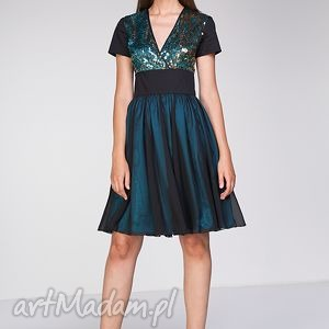 sukienki sukienka emily, moda, karnawał