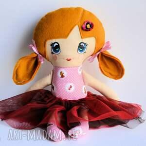 lala animka - kasia 43 cm, lala, animka, tancerka, tiul, roczek, lalka lalki