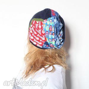 czapka damska w tej czapie kleszcz cie nie złapie t1 - zwierzęta, jamniki, czapka