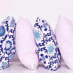 komplet 4 poduszek ozdobnych marokańskich 50x50cm od majunto