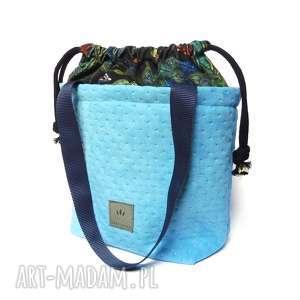 na ramię duobag torebka pawie, torebkazkominem, zamszowatorebka, torebkapodróżna