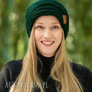 czapki this is it lasy amazonii, czapka, zimowa, zima, wełna, wełniana, ręcznie