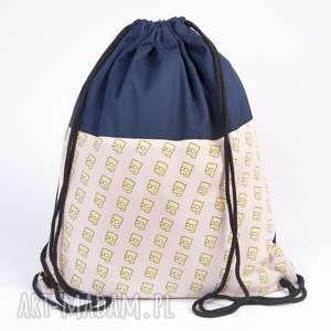 Worek simsony gawka plecak, worek, torba, simson