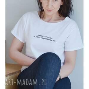 SIMPLICITY T-shirt Oversize, oversize
