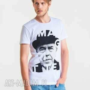 Magritte Artist T-shirt Męski, męski