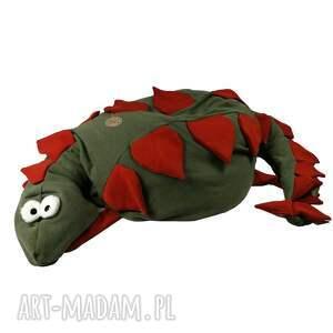 pokoik dziecka poduszka podłogowa, pufa dla dzieci dinozaur - produkt