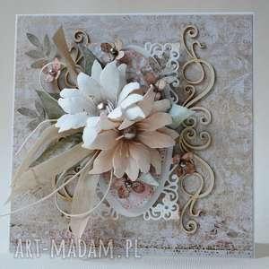 Z życzeniami - w ozdobnym pudełku, życzenia, ślub, mama