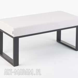 ławka, siedzisko dalton, do salonu, przedpokoju, sypialni styl nowoczesny
