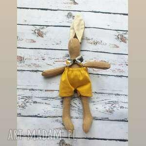 Pan królik mini maskotki peppofactory przytulanka, zabawka, miś