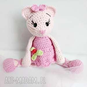 Alinka - myszka baletnica - ,myszka,baletnica,mysz,maskotki,rękodzieło,na-prezent,