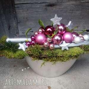 cynamonn stroik na stół boże narodzenie, prezet, święta, choinka, mikołaj