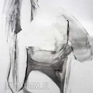 love, rysunek mężczyzny, grafika mężczyzna, postać grafika, czarno białe, duży