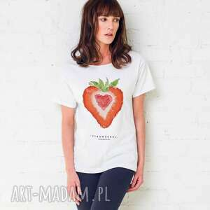 STRAWBERRY Oversize T-shirt, oversize