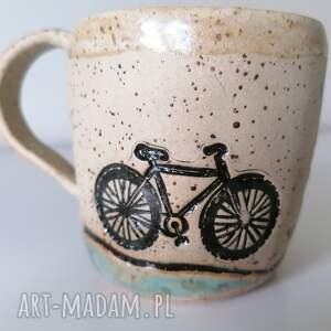 evaart kubek nie tylko dla rowerzystów 1, ceramika rękodzieło, z gliny