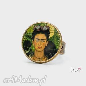 pierścionek frida kahlo