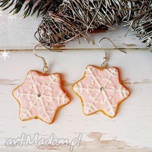 pomysł na prezent święta Lukrowane ciasteczka 02, fimo, ciasteczka,