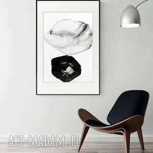 plakaty obraz ręcznie malowany 50 x 70 cm, nowoczesna abstrakcja, 2714411