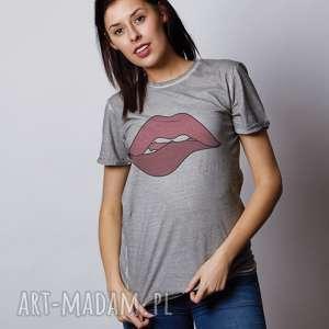 BIG LIPS koszulka oversize, koszulka, tshirt, usta
