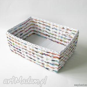 pudełka kolorowy koszyk prostokątny - zamówienie, koszyk