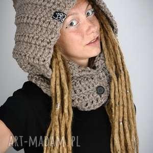 handmade czapki kaptur manhood 19