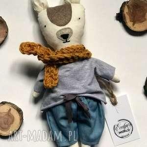 handmade na święta prezenty maskotka kotek prezent dla dziecka