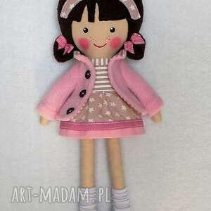 Prezent MALOWANA LALA PATRYCJA, lalka, zabawka, przytulanka, prezent, niespodzianka