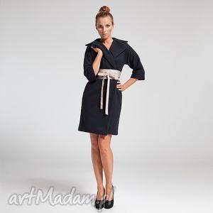 kimono coat 38 - moda, jesień, zima, flausz