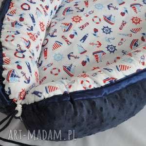 kokon niemowlęcy - kokon, otulacz, rożek, niemowlę