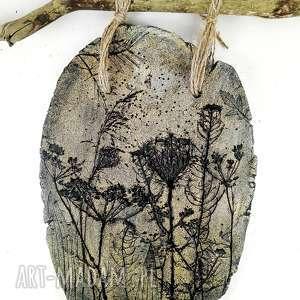 ręcznie robione ceramika płytka/obraz ceramiczny