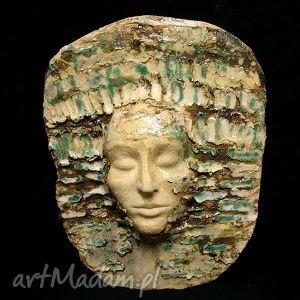 maska divezz, maska, dekoracja, oryginalność, twarz, klimat, charakter ceramika