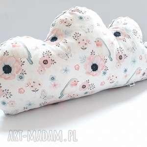 Poduszka dla dzieci chmurka - Coramelli , poduszka, jasiek, minky, łóżeczko,
