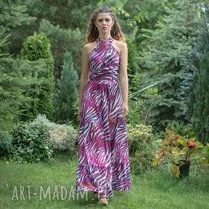 sukienki magic dress maxi - wiele sukienek w jednej, maxi, suknia, multistylizacyjna