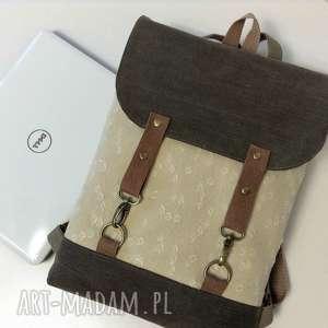 hand-made podróżne plecak