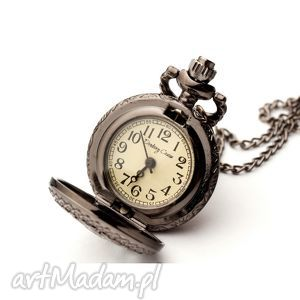 Promyczek Czasu (black), zegarek