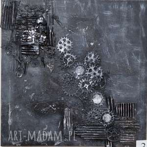 nowoczesny obraz steampunk, nowoczesny-obraz, sztuka-użytkowa, obraz, steampunk