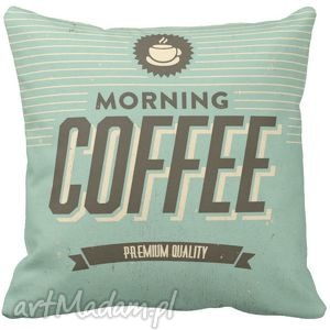 poduszki poduszka dekoracyjna kawa morning coffee pod-6546, poduszka, coffe