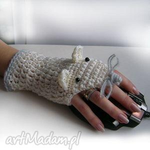 na myszkę myszka - rękawiczka, myszka, ocieplacz