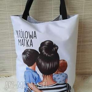 na ramię torba shopperka dzień matki, torba, worek, shopperka, prezent