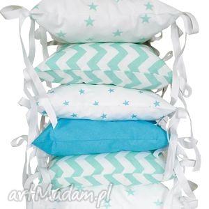 poduchowy ochraniacz lamado 6 części, ochraniacz, poduszki, poduchy, łóżeczka