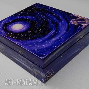 handmade pudełka pudełko małe 10x10