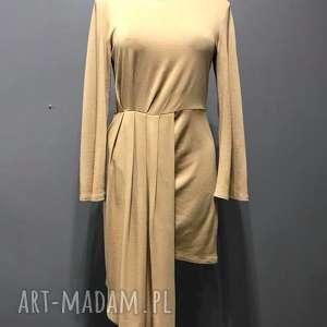 Miodowa sukienka, boho-sukienka, maxi-sukienka, miodowa-sukienka, sylwester-sukienka