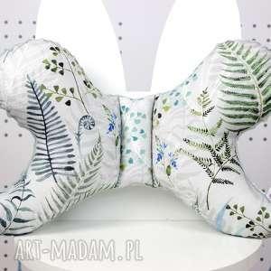 dla dziecka motylek - poduszka antywstrząsowa paproć, motylek