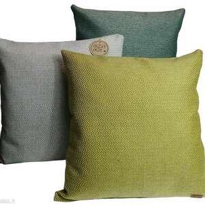 poduszki poduszka dekoracyjana, pleciona, w jodełkę, dekoracyjna