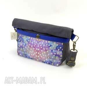mini torebka na ramię i biodro microbag no 1, ramię, biodro, ręki, prezent