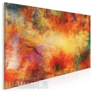 obraz na płótnie - abstrakcja nowoczesny 120x80 cm 70301