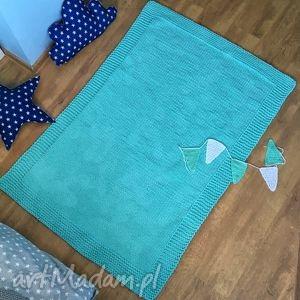 ręcznie wykonane pokoik dziecka dywan, chodnik z grubego sznurka homedeco 100x150cm