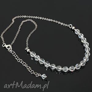 Swarovski w srebrze, kryształy, swarovski, srebro, oksyda